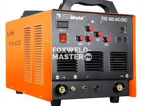 FoxWeld TIG 160 AC/DC новый сварочный аппарат