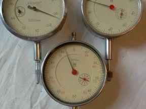 Индикаторы часового типа СССР