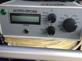 Астро-профи - прибор контроля устройств защитного