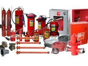 Огнетушители и рукава пожарные для дома и дачи