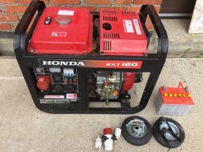 Электрогенератор Хонда EXT 12D