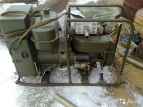 Бензо-генератор аб-4-Т/230