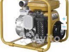 Бензиновая мотопомпа Robin PTG 208 новая