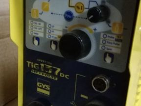 Gysmi TIG 137 HF аргонодуговой сварочный аппарат