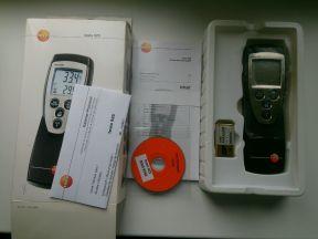 1-канальный термометр testo 925 с двумя зондами