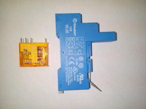 Реле электромагнитное din finder Тип 95.05
