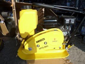 Виброплита бензиновая 95 кг