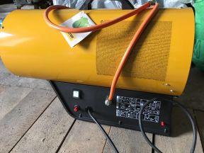 Газовая тепловая пушка Мастер BLP 53 М