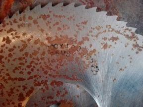 Фреза дисковая прорезная и отрезная, тип 1.2Основн