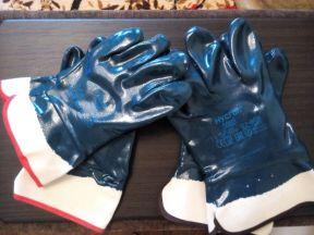 Перчатки hycron 27-805 ansell