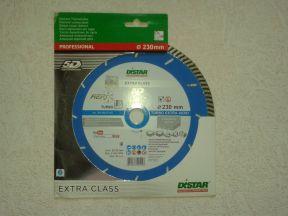 Алмазный диск distar Турбо extra 230х22,2 Торг