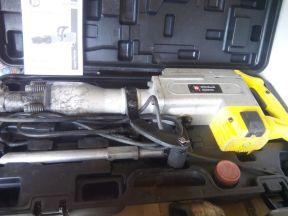 отбойный молоток 1700 Вт, 45 Дж удар