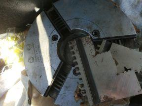Патрон токарный 310 мм