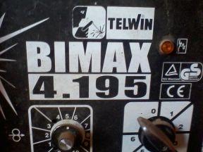 Сварочный аппарат telwin bimax