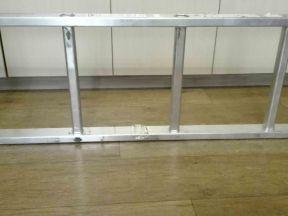 Лестница приставная односекционная Standers 8 ступ