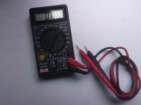 Цифровой мультиметр Mastech M830BZ