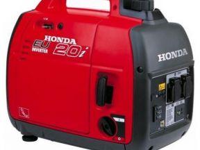 Бензиновый генератор Хонда 20i