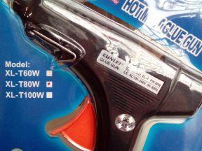 Клеевой пистолет 20/80W