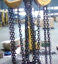 Таль цепная, ручная 20 тонн 6 м LHC-B-20.0-6.0