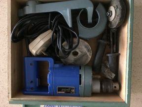 Машина сверлильная электрическая бэс-1-1М