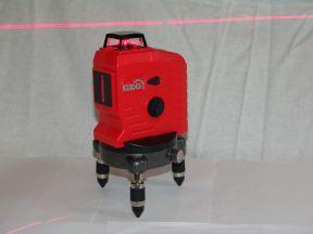 Лазерный нивелир 360 градусов пять лучей новый