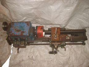 Настольный токарный станок твш-2