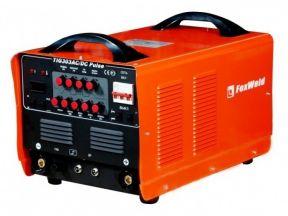 Сварочный аппарат инвертор TIG 303 AC/DC Pulse