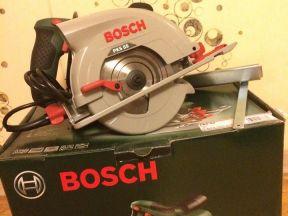 Дисковая пила Bosch PKS 55 Новая