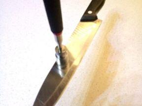 Магнит с телескопической ручкой и подсветкой