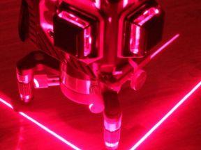 Новый лазерный нивелир (уровень) Лазер leveler