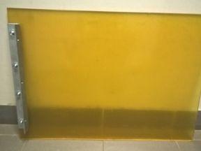 Коврик/пластина из полиуретана для виброплиты 0.5м