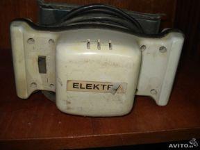 Шлифовальная машинка elektra