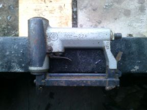 Пистолет (степлер) пневматический скобозабивной пп