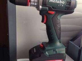 Шуруповёрт Metabo BS 18 LTX impuls 5.2 а/ч