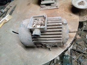 Двигатель 1500 Ватт