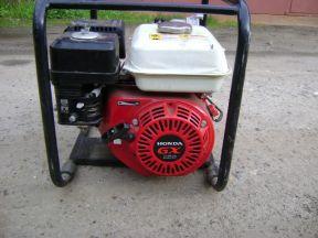 Бензиновую мотопомпу hitachi A160E