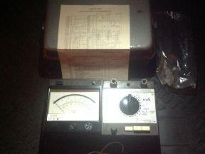 Прибор Ц4353, тестер-мультиметр
