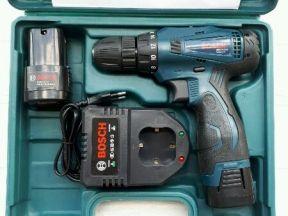 Шуруповерт 2х скоростной Bosch