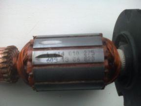 Ротор (якорь) для перфоратора бош