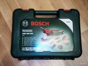 Bosch PMF 250 CES Многофункциональный инструмент