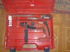 Аккумуляторный перфоратор Hilti TE 2-A22