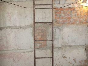 Лестницы металлические сварные