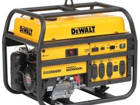 Генератор бензиновый Dewalt DX GN 6000