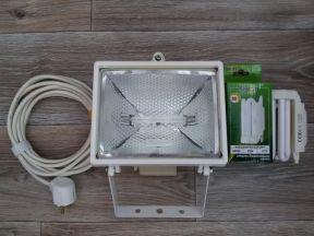 Прожектор IEK ио-500Вт симметричный, белый IP54