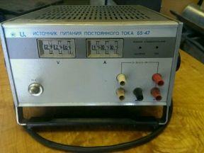 Источник питания Б5-47 постоянного тока