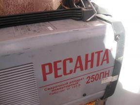 Сварочный инвертор саи-250 пн