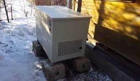 Газовый генератор фас 8 кВт
