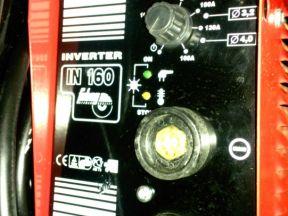 Сварочный инвертор Fubag IN 160