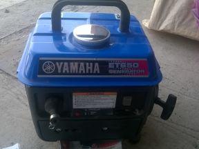 Бензиновый генератор Ямаха ЕТ 650
