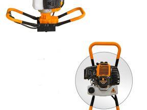 Мотобур carver AG-52/000 без шнека